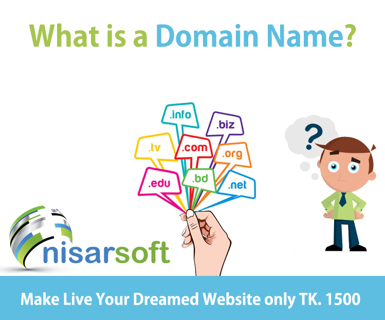 Do you know what the domain is?